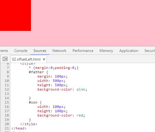 javascript中的offset四大家族-一点网