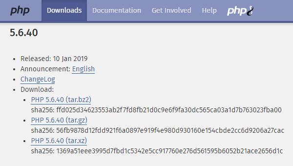 CentOs7.3手动安装PHP5.6.40总结-一点网