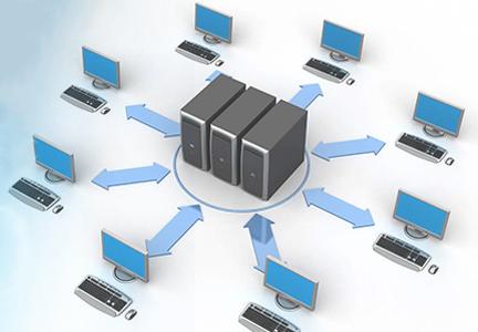计算机网络集中计算模式的比较